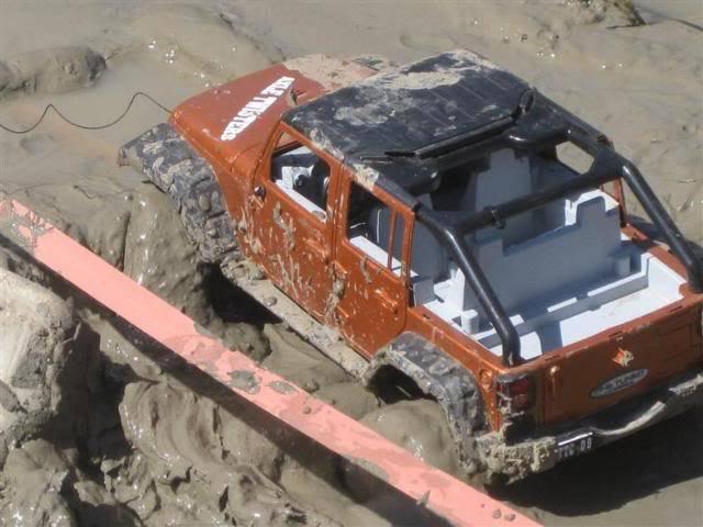 "Axle Twisters ""Tough Truck Contest"" 09 Jamboree TTC09098"