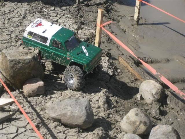 "Axle Twisters ""Tough Truck Contest"" 09 Jamboree TTC09099"