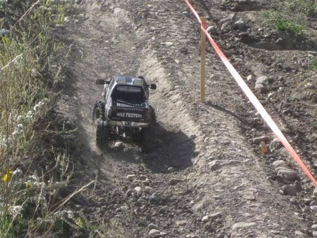 "Axle Twisters ""Tough Truck Contest"" 09 Jamboree TTC09105"