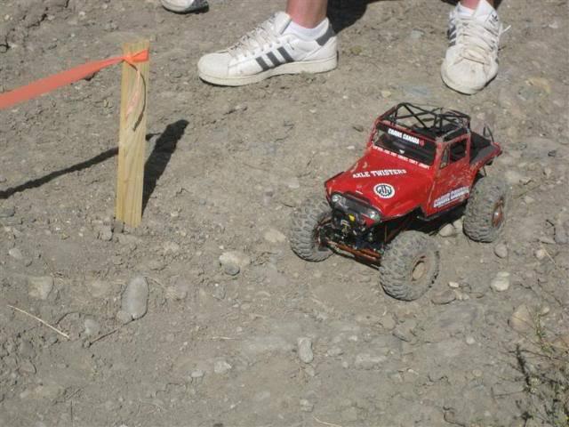 "Axle Twisters ""Tough Truck Contest"" 09 Jamboree TTC09109"