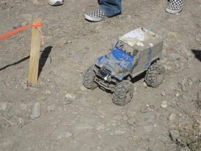 "Axle Twisters ""Tough Truck Contest"" 09 Jamboree TTC09110"