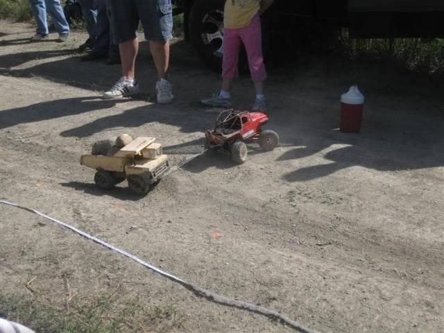 "Axle Twisters ""Tough Truck Contest"" 09 Jamboree TTC09113"