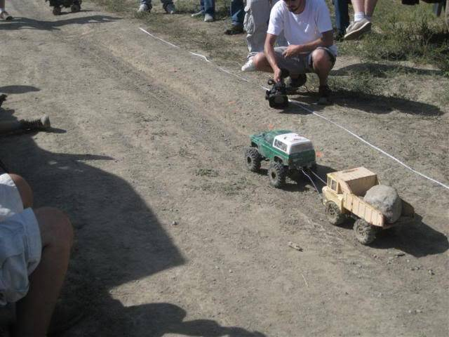 "Axle Twisters ""Tough Truck Contest"" 09 Jamboree TTC09115"