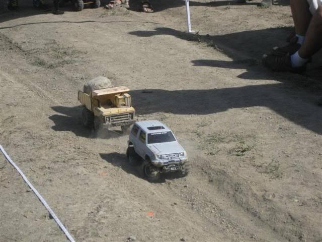 "Axle Twisters ""Tough Truck Contest"" 09 Jamboree TTC09118"