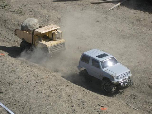 "Axle Twisters ""Tough Truck Contest"" 09 Jamboree TTC09119"