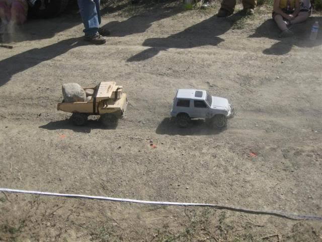 "Axle Twisters ""Tough Truck Contest"" 09 Jamboree TTC09120"