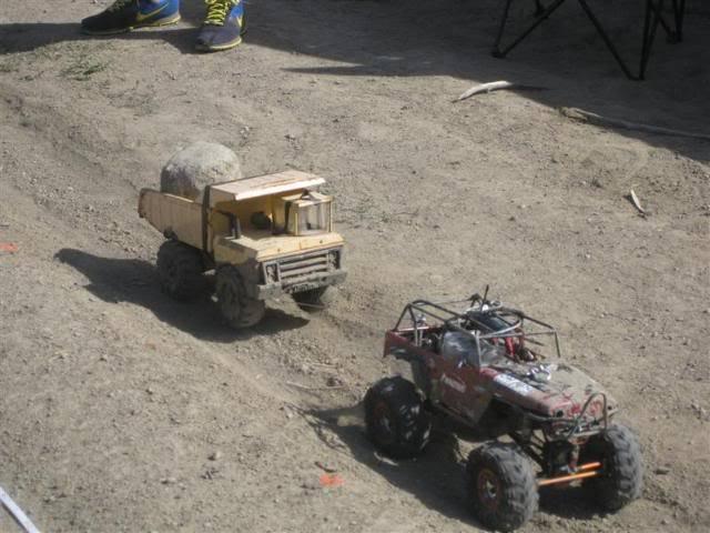 "Axle Twisters ""Tough Truck Contest"" 09 Jamboree TTC09121"