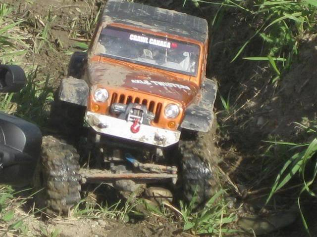 "Axle Twisters ""Tough Truck Contest"" 09 Jamboree TTC09124"
