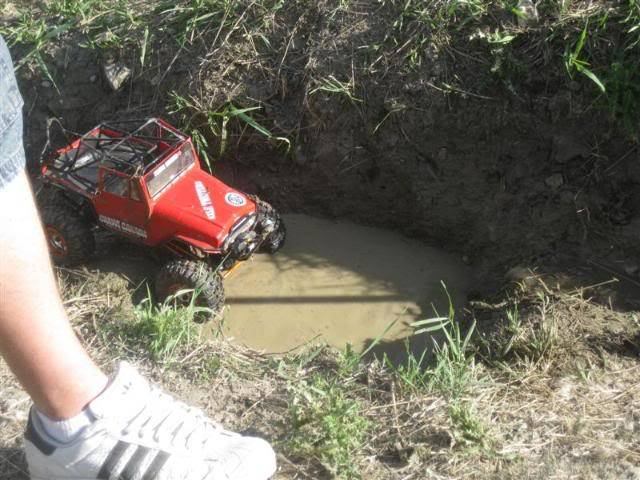 "Axle Twisters ""Tough Truck Contest"" 09 Jamboree TTC09128"