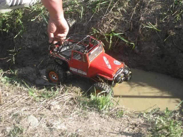 "Axle Twisters ""Tough Truck Contest"" 09 Jamboree TTC09129"