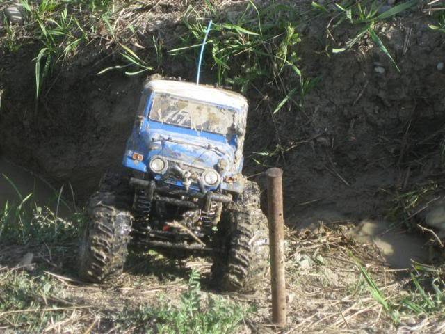 "Axle Twisters ""Tough Truck Contest"" 09 Jamboree TTC09132"