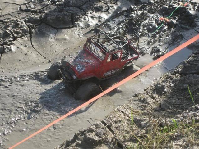 "Axle Twisters ""Tough Truck Contest"" 09 Jamboree TTC09135"