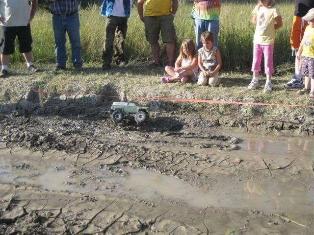 "Axle Twisters ""Tough Truck Contest"" 09 Jamboree TTC09137"