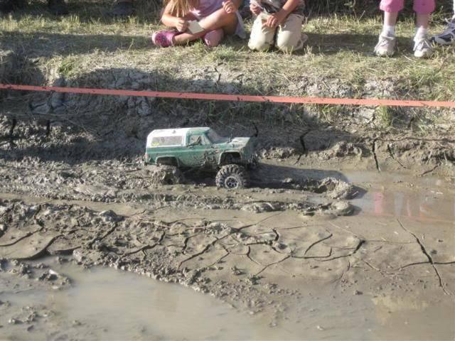 "Axle Twisters ""Tough Truck Contest"" 09 Jamboree TTC09138"