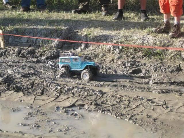 "Axle Twisters ""Tough Truck Contest"" 09 Jamboree TTC09140"