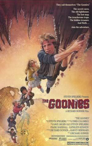 NUEVO JUEGO!! The-goonies
