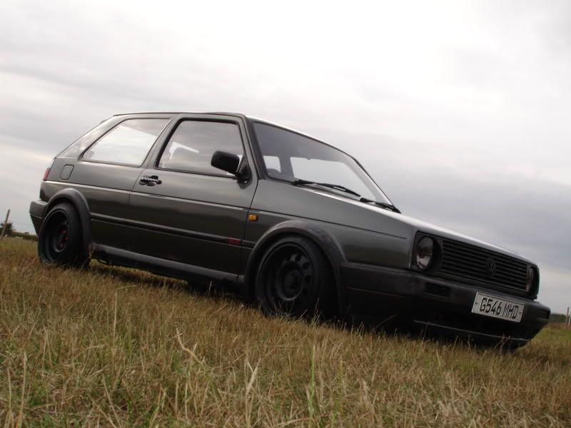 My mk2 golf beast 019