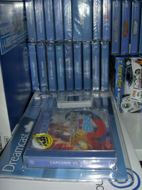 Sega c'est plus fort que moi: Deux GRAAL arrivés le même jour... 44