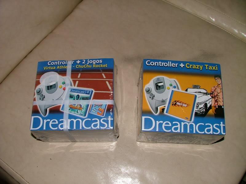 Sega c'est plus fort que moi: Deux GRAAL arrivés le même jour... DSCF1239
