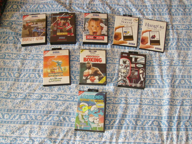 Collection master system IMGP0128