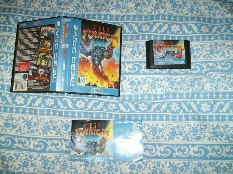 liste et photos des jeux rares,cher ou chiant à trouver sur megadrive IMGP0252