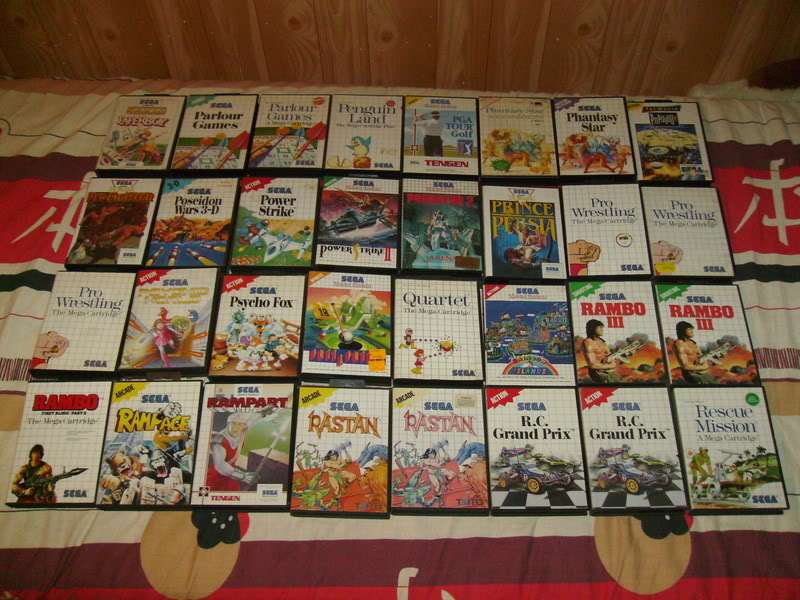 Collection master system IMGP0583