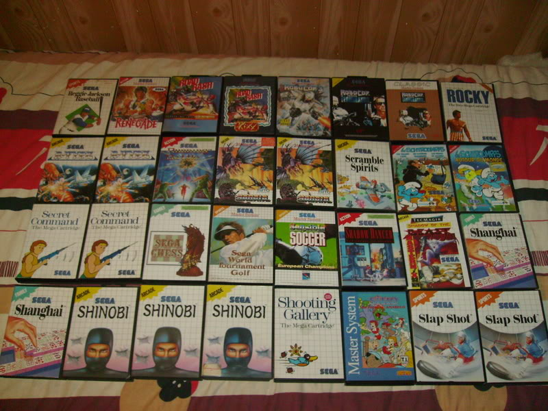 Collection master system IMGP0584