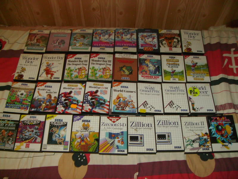Collection master system IMGP0587