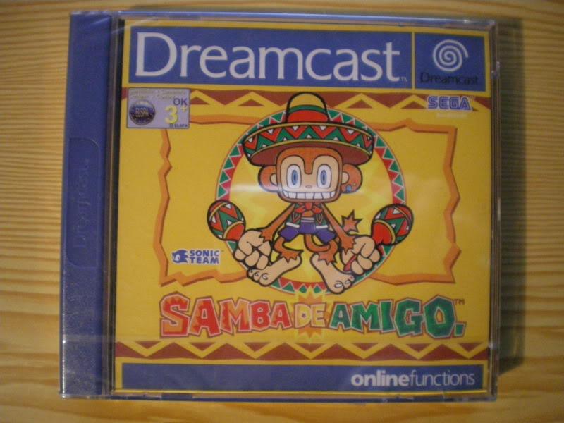 Sega c'est plus fort que moi: Deux GRAAL arrivés le même jour... IMGP3707