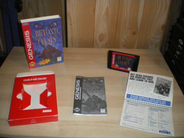 Sega c'est plus fort que moi: Deux GRAAL arrivés le même jour... IMGP5769_zps7369f8ef