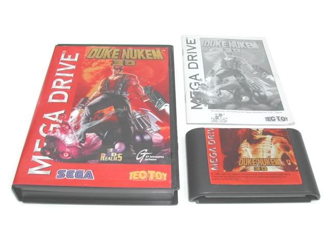 liste et photos des jeux rares,cher ou chiant à trouver sur megadrive Duke_1