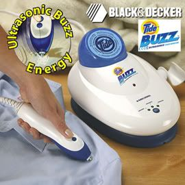 Tide Buzz Ultrasonic Stain Remover $5.99  Reg. $30 - Graveyard Mall 111408