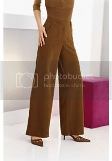 Ladies Metro Style Soft Sueded Twill Pants $9.99 + 40% off 1 item Reg. $34.99 (sizes 6,8,10,12,16) - Metro Style 1322_11435_mm