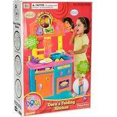 Fisher-Price Laugh & Learn Smart Bounce & Spin Pony $39.99  Reg. $79.99, Fisher-Price Dora's Folding Kitchen $49.99  Reg. $99.99 - Kohl's 383028