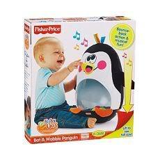 Fisher-Price® Go Baby Go!™ Bat & Wobble Penguin $13.99 + 15% off Reg. $19.99, Playskool® Swing 'n' Score $14.99 + 15% off  Reg. $24.99 - Kohls Free shipping $50+ 384155