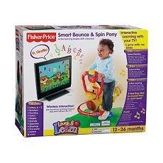 Fisher-Price Laugh & Learn Smart Bounce & Spin Pony $39.99  Reg. $79.99, Fisher-Price Dora's Folding Kitchen $49.99  Reg. $99.99 - Kohl's 384301
