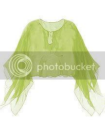 Crinkled silk cascade top $4.99  Reg. $29 + 20% off , Chenille tunic sweater $14.99  Reg. $29 + 20% off - Newport News 5S1296A
