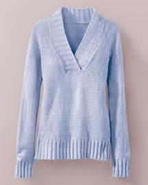 Crinkled silk cascade top $4.99  Reg. $29 + 20% off , Chenille tunic sweater $14.99  Reg. $29 + 20% off - Newport News F0798134_Q107_001