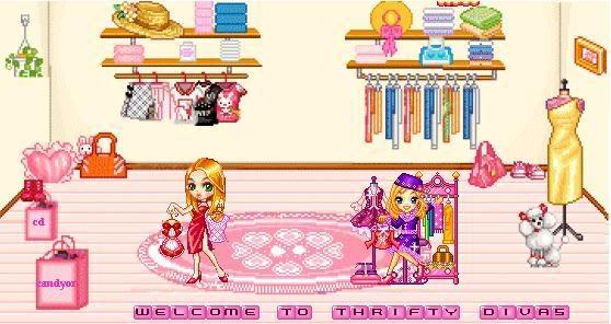 Free forum : Thrifty Divas - Portal Td