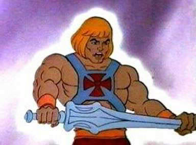 Masters of the Universe (Masters Del Universo) 1987 He-man038