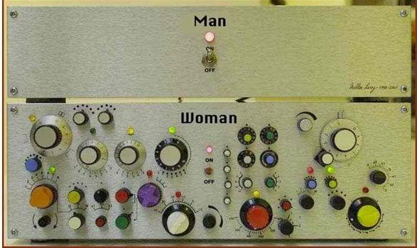 Women 101.. Radiooperator