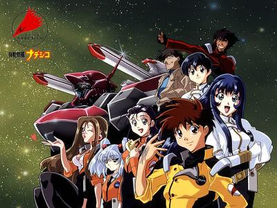 [Thư viện - Download]Anime Music Album - Page 9 Nadesico