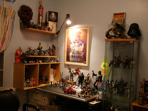 Any toy collectors here? Room