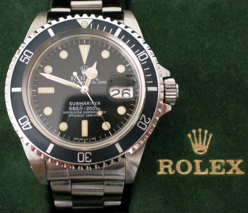 "Rolex Submariner ""1680"" (Mini-Revue) IMGP0743_edited"