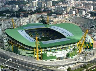 Estadio José Alvalade,  Portugal EstadioJoseAlvalade