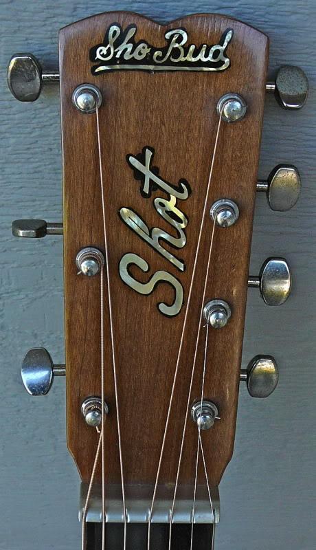 Shot Jackson and his Sho-Bud Guitar Company ! P1010887