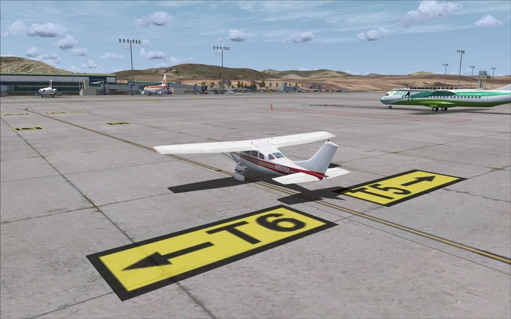 [FSX] De Fuerteventura a Gran Canaria em Cessna ScreenHunter_0134