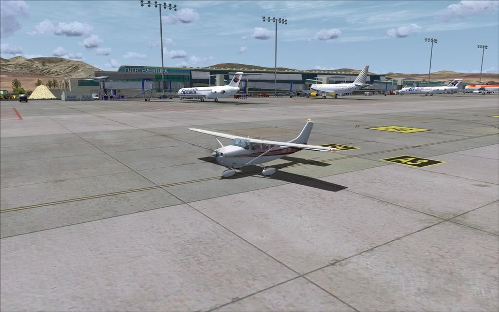 [FSX] De Fuerteventura a Gran Canaria em Cessna ScreenHunter_0135