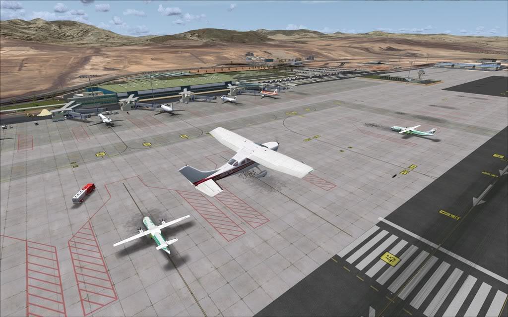 [FSX] De Fuerteventura a Gran Canaria em Cessna ScreenHunter_0138