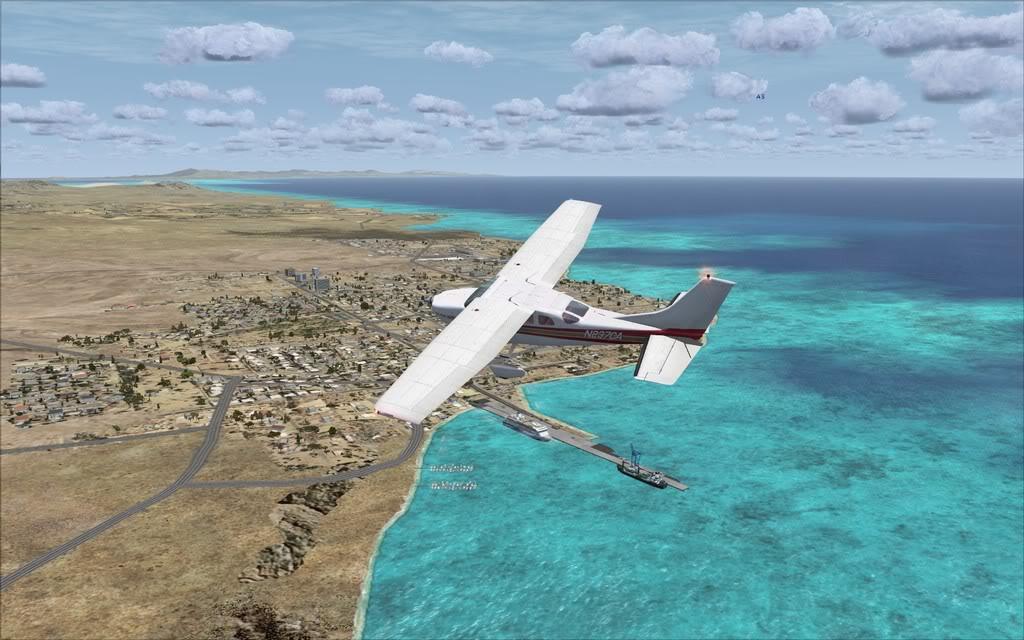 [FSX] De Fuerteventura a Gran Canaria em Cessna ScreenHunter_0139